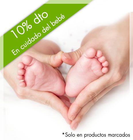 Descuentos en cuidado del bebé