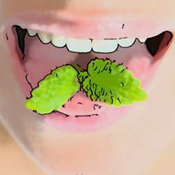Dentífricos mal aliento