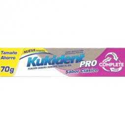 Kukident Pro Sabor Clásico 70 gr