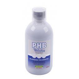 Phb Enjuague Bucal White 500ml