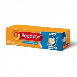 Redoxon Doble Acción Vitamina C y Zinc 15 comprimidos