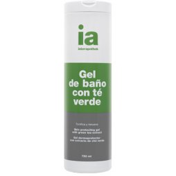 Interapothek Gel Con Té Verde 750ml
