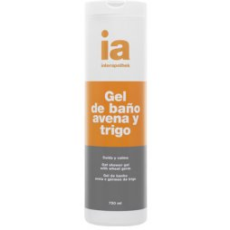 Interapothek Gel Avena y Trigo 750ml