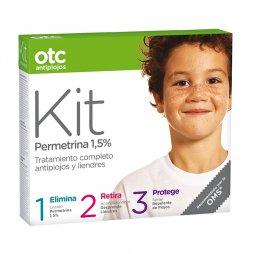 Otc Kit 123 Permetrina 1,5%