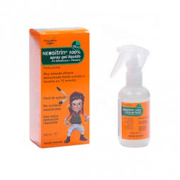 Neositrin 100% Spray Gel Líquido 100ml