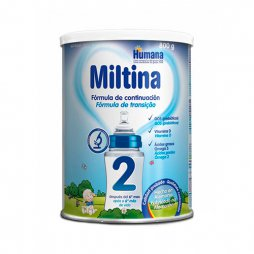 Miltina Plus 2 +6M 800G