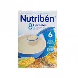 Nutriben Papilla 8 Cereales 300g