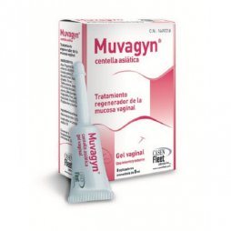 Muvagyn Centella Gel Vaginal 8 uds de 5ml