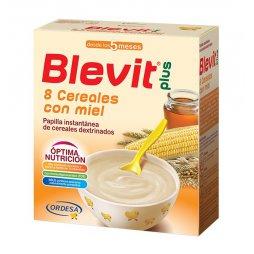 Blevit Plus 8 Cereales Miel +5M 1Kg