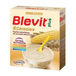 Blevit Plus 8 Cereales +5M 1Kg