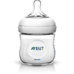 Avent Biberon Natural +1M 125ml