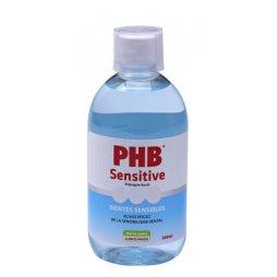 Phb Enjuague Bucal Sensitive 500ml