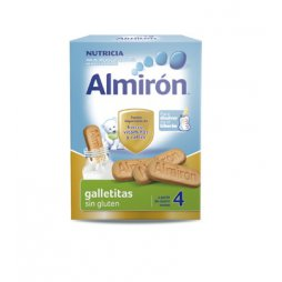 Almiron Advance Galletitas S/Gluten +4M 250g