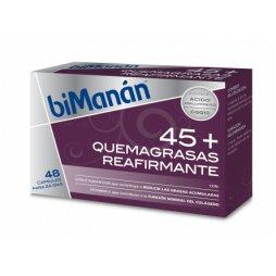 Bimanan 45+ Quemagrasa Reafirmante 48 caps