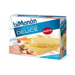 Bimanan Crackers Sabor Pizza 10uds