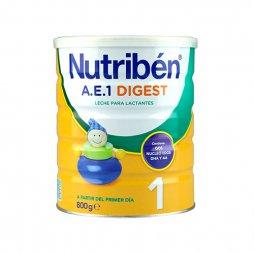 Nutriben Leche A.E. 1 Digest  800g