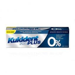 Kukident Pro  Plus 0% 40gr