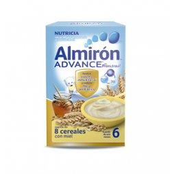 Almiron Advance 8 Cereales Con Miel 500g