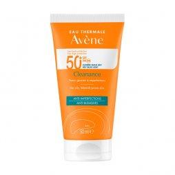 Avene Cleanance Solar SPF50+  50ml