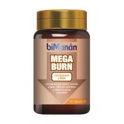 Bimanan Mega Burn 60 Capsulas