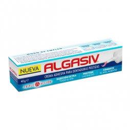 Algasiv Crema Adeshiva Triple Acción 40gr