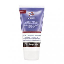 Neutrogena Manos elasticidad intensa SPF 15   75ml