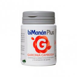 Bimanan Plus G (Garcinia Cambogia) 40 Caps