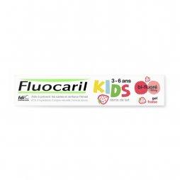 Fluocaril Dentífrico Kids Gel Fresa