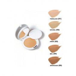 Avene Couvrance Crema Compacta Oil Free Natural 10g