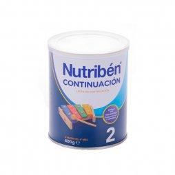 Nutriben Leche Continuacion 2 400g