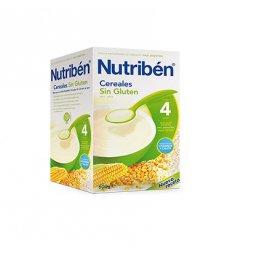 Nutriben Papilla Sin Gluten 600g