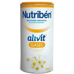 Nutriben Alivit Gases Sin Anis 200 gr