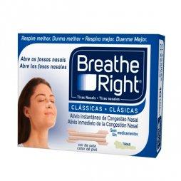 Breathe Right Clásica 30 Tiras Pequeñas