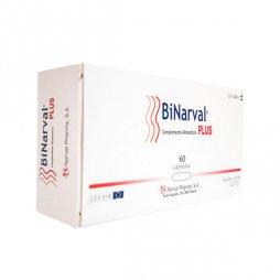Binarval Plus 60 Caps
