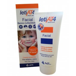 Leti At4  Facial crema emoliente Piel Atopica 100 ml
