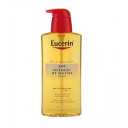 Eucerin Oleogel ducha ph-5. 400ml