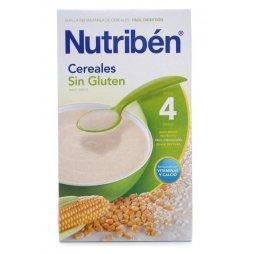 Nutriben Papilla Sin Gluten 300gr