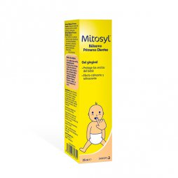 Mitosyl Balsamo Primeros Dientes Gel 25ml