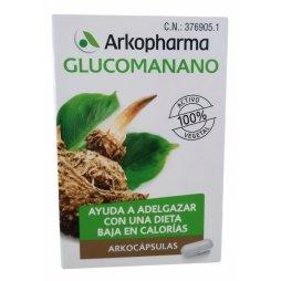 Arkocaps Glucomanano 80 Capsulas