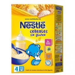 Nestle Cereales sin Gluten 600g Bifidus