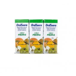 Oralsuero Frutas Pack 3 X 200ml