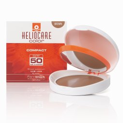 Heliocare Color Compacto Brown SPF50 10g