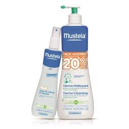 Mustela Gel Dermol 750Ml+Colonia 200