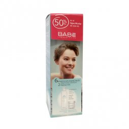 Kit Agua Micelar 250ml+Crema Hidronutritiva 50ml Babe