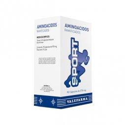 Aminoacidos Ramificados Valefarma 90 caps