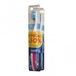 Oral-B Cepillo Manual Limpieza Profunda 35S 2uds