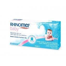 Rhinomer Baby 20 Monodosis 5ml