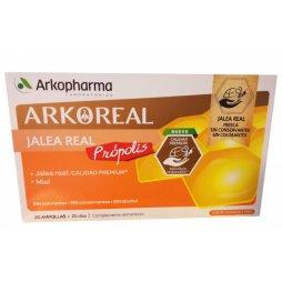 Arkopharma Jalea Real Propolis 20 Ampollas