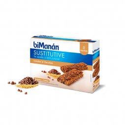 Bimanan Barritas Cereales Choco 8uds