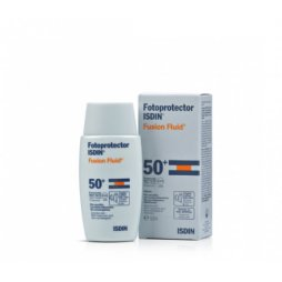 Fotoprotector Isdin Fusion Fluid SPF50+ 50ml